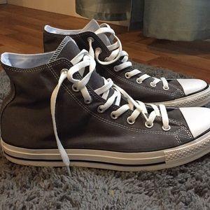 Converse Shoes | Grey Converse Mens
